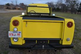 Truck, Yellow, Convertible, 4x4, Bronco, Pickup, V8, Classic ...