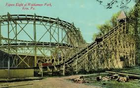 Lampe Campground Erie Pa by Vintage Scenes Of Waldameer Park Erie Pa Youtube