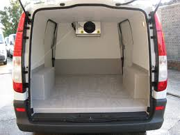 Mercedes Vito 110 CDI Compact Freezer Van 1 200x200