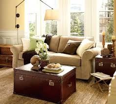 Pottery Barn Turner Sleeper Sofa by Who Makes Pottery Barn Turner Leather Sofa Brokeasshome Com