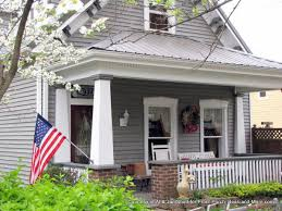 Columns On Front Porch by Madison Indiana Front Porch Ideas Madison Events
