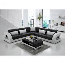 canapé d angle grand meubles de salon design avec canape fauteuil