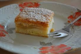 polnischer apfelkuchen der kuchenbäcker
