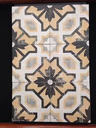 Arizona Tile Clementine Series For a funky floor install in a