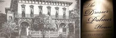 Dresser Palmer House Haunted by Inn History Dresser Palmer House Savannah United States Of