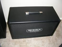 Mesa Boogie Cabinet 2x12 by Mesa Boogie 2x12 Rectifier Cabinet Review