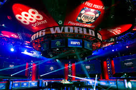 When And Where To Watch The 2018 WSOP Main Event PokerNews