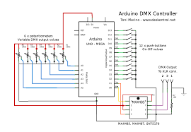 Hunter Ceiling Fan Wiring Schematic by Arduino As A Dmx Controller