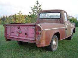 100 1957 International Truck Pickup For Sale ClassicCarscom CC1120346