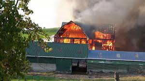 Barn Fire West Of Stirling - YouTube Elgin History Museum Fire Department 150th Anniversary And Phoenix Falconry Barn Quilts Destroys Boonsboro Barn Used For Autobody Shop Local News Care Of Livestock Horses In Disasters Calaveras Animal Falls Wikipedia 18 Horses Killed Illinois Fire Abc7com Lefire 5 Il 02jpg Wikimedia Commons Youtube 04jpg Sales Cause Undetermined Take A Peek Inside This Stunning Fullystocked Party