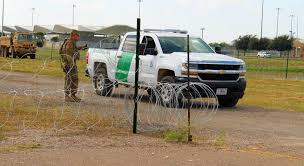 100 Rgv Truck Performance Fear And Calm Rio Grande Valley Residents React To Border Troops