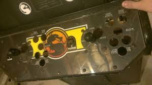 Mortal Kombat Arcade Cabinet Restoration by Mortal Kombat Dynamo Cabinet Conversion To Mame