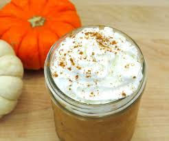 Pumpkin Frappuccino Starbucks Caffeine by Pumpkin Frappuccino Recipe 3 Steps With Pictures