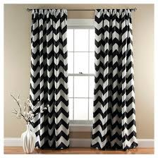 Gold And White Blackout Curtains by 64 Inch Blackout Curtains Target