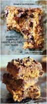 Healthy Chocolate Pumpkin Desserts by Best 25 Healthy Pumpkin Recipes Ideas On Pinterest Healthy