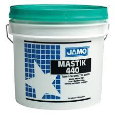 custom building products jamo 3 1 2 gal mastik 440 type 1 ceramic