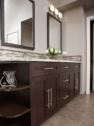 Popular Colors For A Bathroom by Best 25 Dark Vanity Bathroom Ideas On Pinterest Bathroom Colors