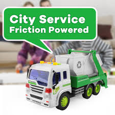 1/16 Friction Powered Dump Truck Toy Garbage Loading W/Lights ... Kids Toy Rc Garbage Truck Sanitation Battery Powered With Lights 1 Watchdog Group Proposes Garbagollection Fee For In Nyc Buy Model Car Road Roller Simulation 2006 Mack Leu613 For Sale Auction Or Amazoncom Remeehi Toys With One Trash Can Mack Lr613 Trucks In Ohio Used On Children Recycling Vehicle Norwalk Reflector Council Debating Need Sanitation Requests 116 Friction Dump Loading Wlights