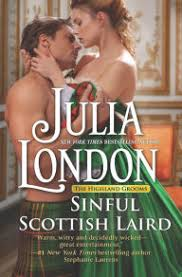 Sinful Scottish Laird Highland Grooms Series 2