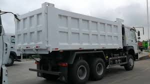 Sinotruk 336hp Tri Axle 10 Wheel 18.63m3 Loading Capacity Howo Dump ...