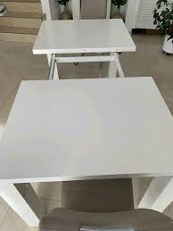 esstisch set 7 teilig tisch stühle tischgruppe esszimmer