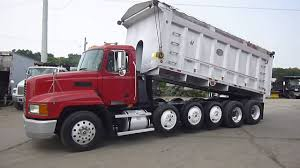 100 Lapine Truck Sales Five Axle Mack Dump For Sale LaPine Est 1933 YouTube