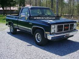 1985 Gmc / Chevy 1500 High Sierra 4x2 Pick Up - Beauty - Car Brochures 1985 Chevrolet And Gmc Truck Chevy Over The Top Customs Racing Restored Dually Youtube K15 Shortbed Cummins Cversion Diesel Power Magazine For Sale Classiccarscom Cc10624 Gmc Trucks Lifted Entertaing Sierra K1500 Review1985 Classicbody Off Restorationnew Fuel 1500 Pickup K73 Kissimmee 2013 Vintage Outstanding Scottsdale C1500 Pickup Truck Item 7320 Sold July 1979blackphantom Regular Cab Specs Photos