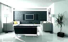 Dark Gray Accent Wall Dining Room Grey With Light