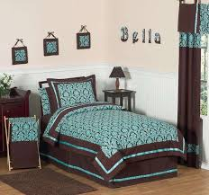 61 best Turquoise and Brown Bedding images on Pinterest