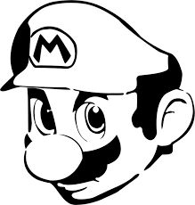 Mario Pumpkin Carving Templates Free by 89 Best Pochoir Images On Pinterest Draw Drawing And Game