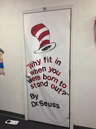 Dr Seuss Door Decorating Ideas by 28 Best Dr Seuss Door Decorations Images On Pinterest Classroom