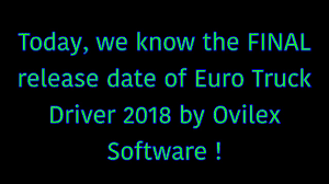 EURO TRUCK DRIVER 2018 - OVILEX SOFTWARE : RELEASE DATE ! - YouTube Truck Driver Original Vintage Michelin Bidendum Dating 1950s Spreadsheet Beautiful Expense Free Cdl Pre Trip Checklist Pre Trip Inspection Sheet Date Cover Letter Date Sample Resume Beautiful Truck Driver Of What Does Euro 2018 News Update Release Youtube Should I Datemarry A Truck Driver And Ovilex Software Finished Working Finally Driverthey Deliver Hot Leads Pro Jackknifes 73 Foot And Trailer Into Tight Recruiter Traing Qualifing Drivers New Cv Template Hatch Urbanskript Resume