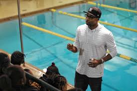 Olympian guest coaches Bed Stuy YMCA s Piranhas NY Daily News