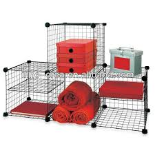 cube rangement modulable grille grille fil modulaire rayonnage et de stockage cubes buy product