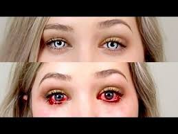 Halloween Prescription Contacts Uk by Don U0027t Buy Halloween Crazy Lenses Online How To Buy And Wear