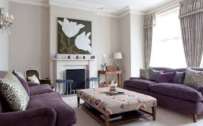how to match a purple sofa to your living room décor purple sofa
