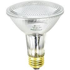 sylvania 14603 par30 75 watt narrow flood light halogen bulb 2