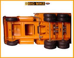 ORIGINAL 1957 Tonka BIG MIKE State Hi Way Dual Hydraulic Dump Truck ...