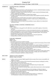 Scientist, Chemistry Resume Samples | Velvet Jobs Chemist Resume Samples Templates Visualcv Research Velvet Jobs Quality Development 12 Rumes Examples Proposal Formulation Lab Ultimate Sample With Additional Cv For Fresh Graduate Chemistry New Inspirational Qc Job Control Seckinayodhyaco 7k Free Example