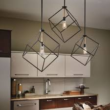 Track Lighting Pendants Dining Room Hanging Glass Light Fixtures Modern Pendant Chandelier Large Round