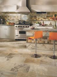 ceramic tiles for kitchen best floor home table chair orange