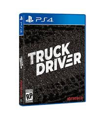 Truck Driver Revealed For PC, PS4, And Xbox One By Soedesco