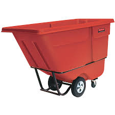 Rubbermaid Commercial Tilt Dump Truck, 1 /2 Cubic Yard, 850-Pound ... Rubbermaid Fg102800bla Rectangle Dome Tilt Truck Lid Plastic Black Cart Wheels Trash Cans Rubbermaid 135 Cu Ft Capacity 450 Lb Load Akro Mils 60 Gal Grey Without Tilt Truck Max 2722 Kg 1011 Series Videos Rotomolded By Commercial Rcp1314bla Cleaning Equipment Supplies Refuse Control Debris Removal Carts Trucks In Stock Uline Abandoname Dump 1 2 Cubic Yard 850pound