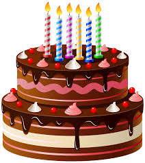 Birthday Cake PNG Clip Art