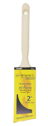 Linzer Pro Impact Angled Paint Brush - 2""