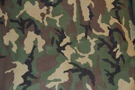 Army Camo Bathroom Decor by Traditional Army Green And Brown Camouflage Fabric Per Yard Camo