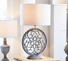 Table Lamps For Bedrooms by Bedside Lamps Pottery Barn