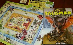 Talisman 2nd Edition 1985