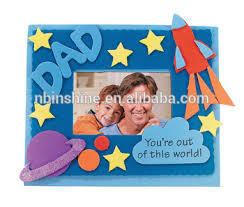 CU2304 Kids Felt Diy Photo Frame Craft Paper