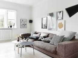 Interior Design: Apartment In Kungsladugårds Best 25 White Living Rooms Ideas On Pinterest Black And White Interior Design Ideas For Home Decorating Architectural Digest Gallery Of Star Wars 5 Modern Moroccan Decor Betsy Burnham Walls Rooms Monochrome Elegant Interiors In Hilary 30 Offices That Leave You Spellbound Cheap Decordots 35 And All About Thraamcom